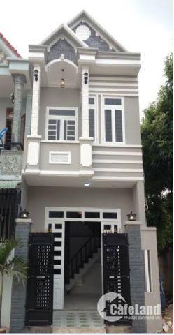 Nhà 1 Lầu 80m2 ở Chợ Hưng Long sổ riêng giá rẻ