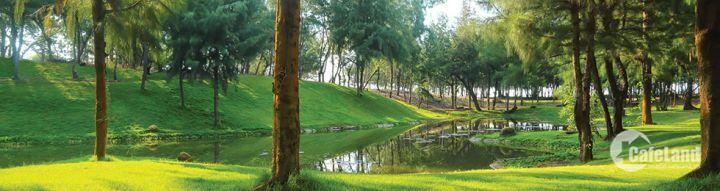 Dự án biệt thự nghỉ dưỡng ZENNA VILLAS với 270m mắt tiền biển giá chỉ từ 8.4 tỷ với diện tích 350m2