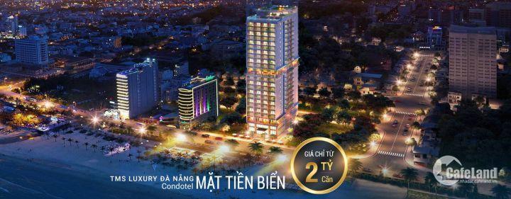 """""""TMS Luxury Hotel Đà Nẵng"""" - Điểm Nóng Thu Hút Nhà Đầu Tư Tháng 7"""