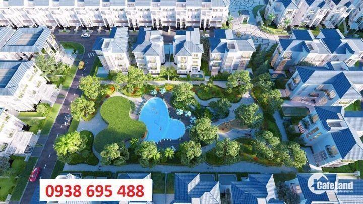 Nhận giữ cọc căn BT Sol Villas, Q2, 15x22m, 2 mặt tiền sông và công viên. Gọi ngay 0931345699