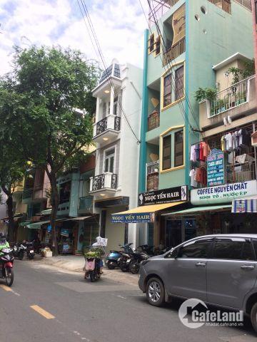 Bán nhà mặt tiền đường Cao Đạt 4*12m 5 tầng cho thuê 30 triệu/tháng