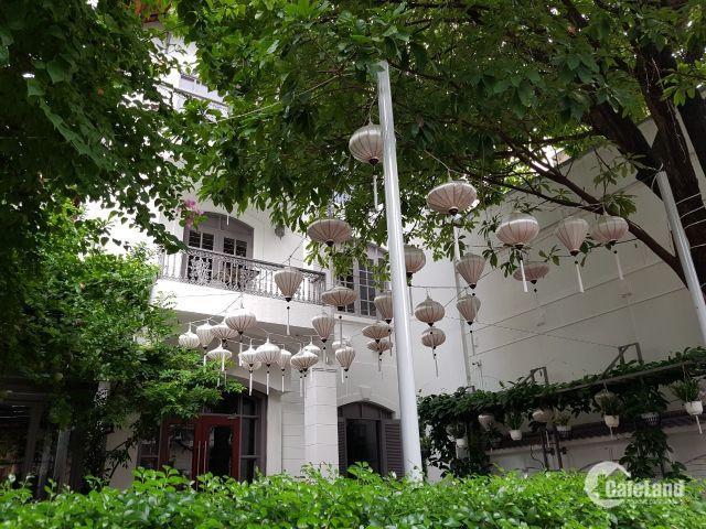 Siêu biệt thự Hồ Biểu Chánh- Phú Nhuận tìm chủ mới. DT 210m2. Giá 48 tỷ
