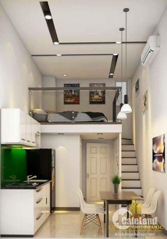 Nhà ở thông minh giá rẻ full nội thất 350triệu/căn Phạm Văn Đồng,Thủ Đức