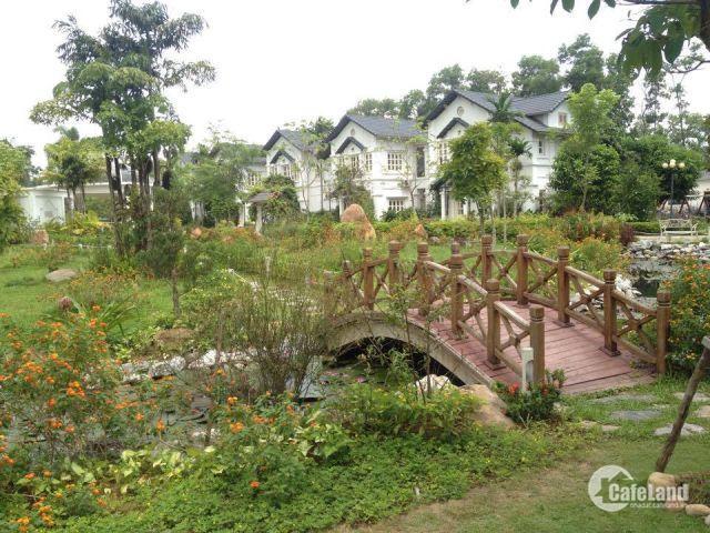 Biệt thự nghỉ dưỡng Vườn Vua Resort & Vilas, giá chỉ từ 2,2 tỷ, cam kết lợi nhuận 11%/năm