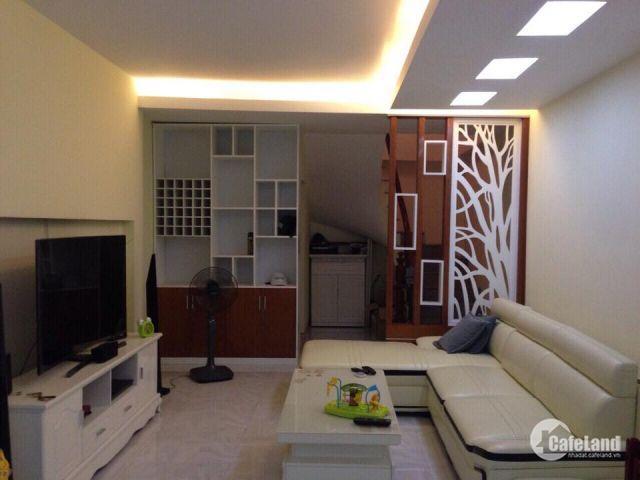 Nhà mặt ngõ kinh doanh sầm uất phố Khương Trung 46m2, 3.8 tỷ.