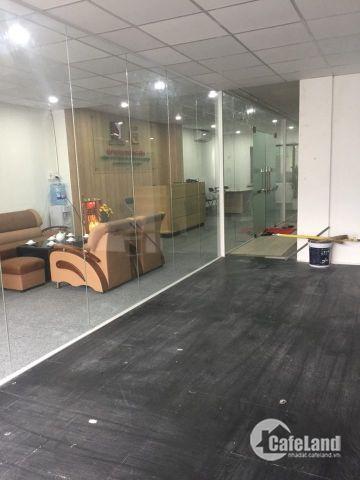 Cho thê văn phòng gần công viên L̀ê Văn Tám