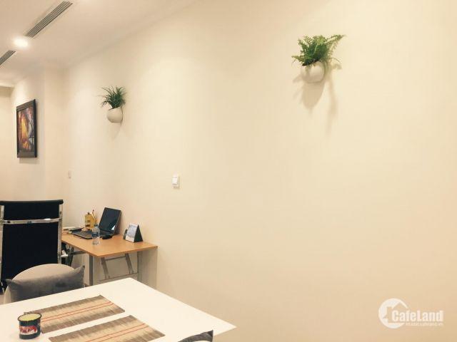 Hót! Cần cho thuê nhanh căn 1PN đầy đủ nội thất Vinhomes Central Park, 17 triệu/ tháng bao phí