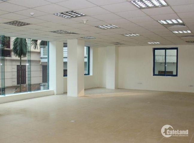 Chính chủ cho thuê 200m2 văn phòng thông sàn giá 7$ Trần Thái Tông,quận Cầu Giấy.