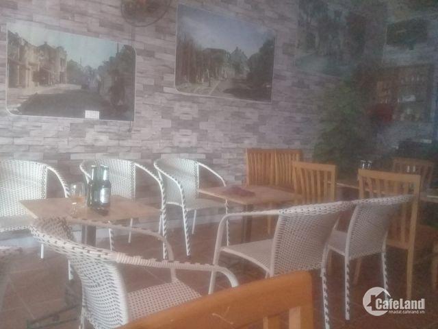 Sang nhượng quán cà phê hát cho nhau nghe DT 60 m2 x 3 tầng mặt tiền 5,5 m view đẹp KĐT Văn Khê Q.Hà Đông HN