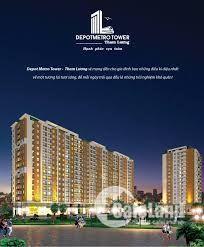 Cần cho thuê căn hộ thuộc dự án Depot Metro Tham Lương giá 9tr5