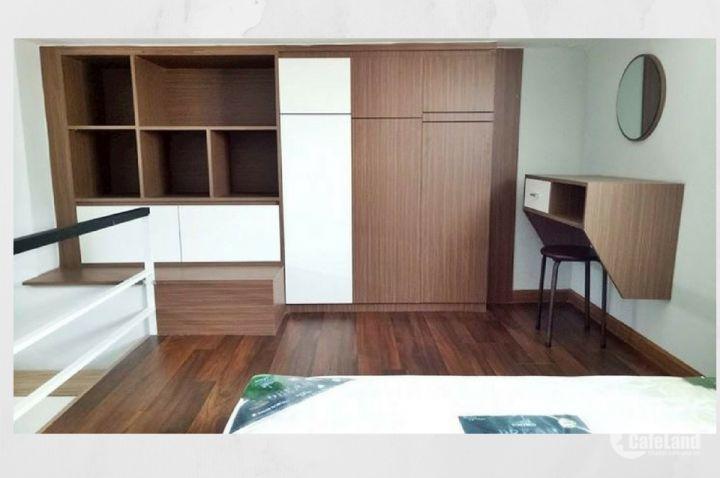 cho thuê căn hộ mini 25m2, full nội thất, Cao Cấp chỉ 6tr5/tháng, Q7 HCM