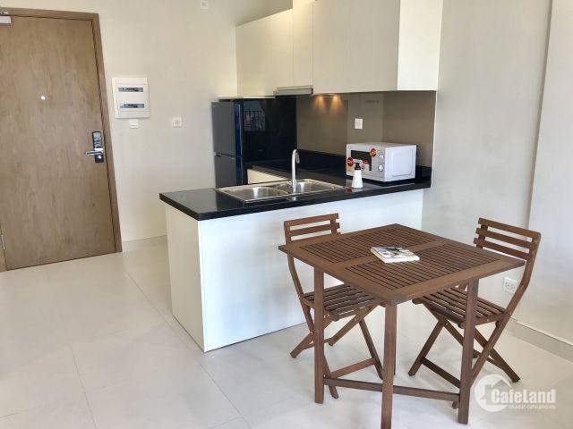 Cho thuê căn hộ cao cấp Q.8, view sông, cách chợ Bến Thành 5p, full nội thất