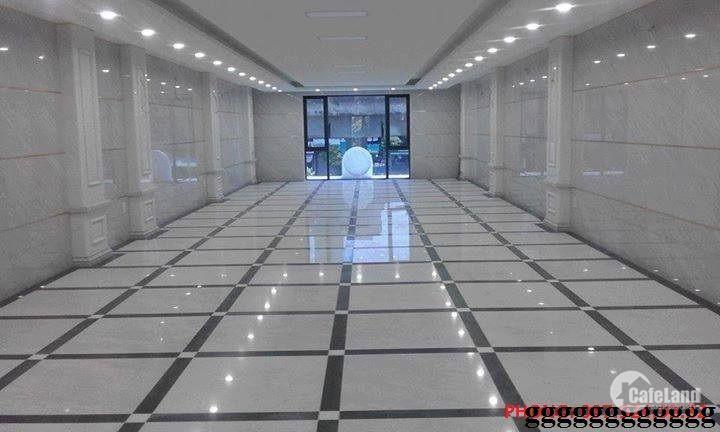 Cho thuê văn phòng mặt phố Nguyễn Xiển,Thanh Xuân diện tích 160m2 giá chỉ 30tr