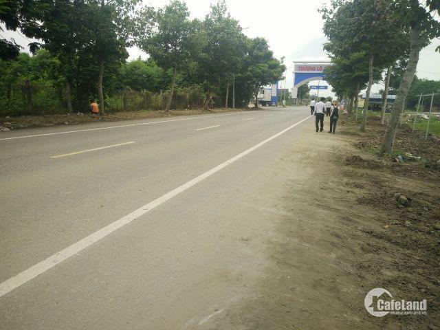 Bán đất ngay vòng xoay cổng chào huyện Long Điền. Giá đầu tư