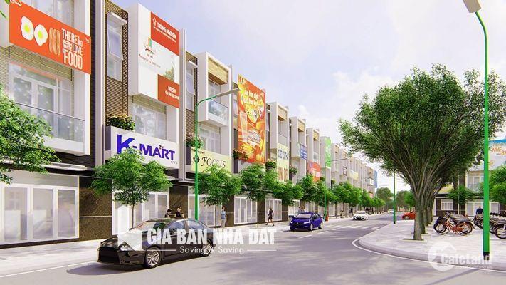 Đất nền nhà phố chợ Kim Hải mặt tiền quốc lộ 51, Bà Rịa, 13 triệu/m2, công chứng chuyển nhượng ngay