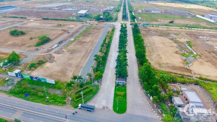 Western city  - Giải Cơn Khát Đất nền Khu Tây Sài Gòn