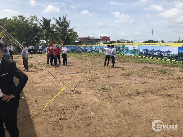 Cần Bán Đất nền Bình Chánh với giá 750 triệu/nền