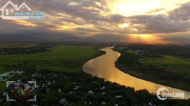 Sở hữu vị trí tiềm năng nhất ven sông Cổ Cò chỉ với 750tr.