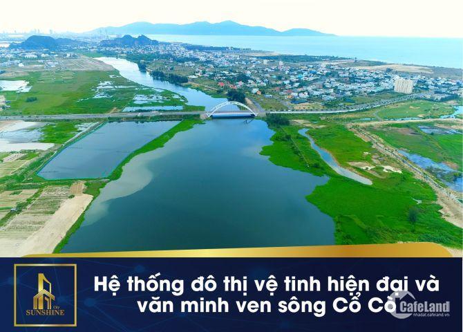 Đất cạnh khu công nghiệp-hướng biển bãi tắm Hà My Hội An.