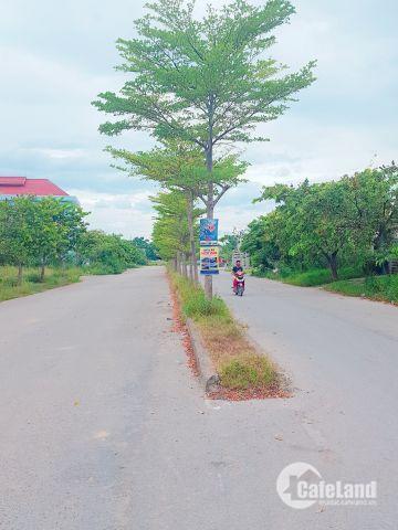 Bán đất mặt tiền đường số 7 An Cựu City, 149m2 hướng Đông Nam, đường 2 làn 26m