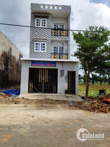 Đất xây trọ Bình Chánh giá rẻ - Sổ Hồng Riêng – Mặt Tiền Tỉnh Lộ 10- 130m2 Gía 500tr