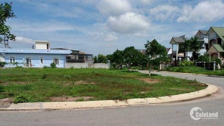Đi định cư cần tiền bán gấp nền Góc 8x21m đường 20m dự án Amavo City