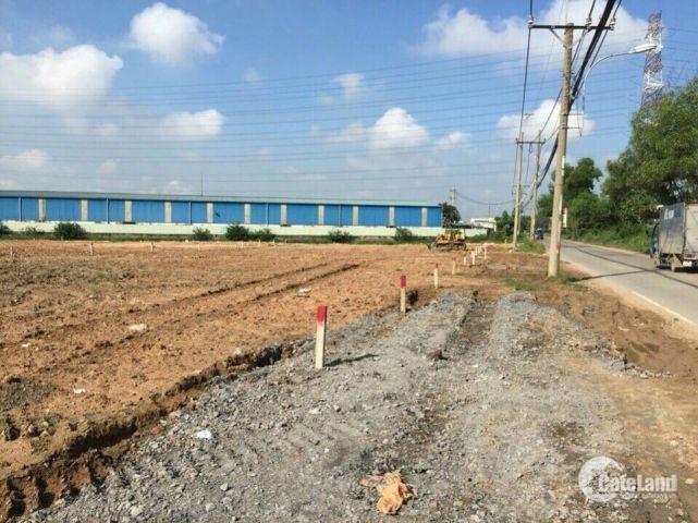 Bán đất mặt tiền đường Võ Văn Bích, Xã Bình Mỹ, Huyện Củ Chi
