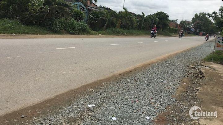 Bán gấp lô đất mặt tiền đường TL9, cách ngã ba Mỹ Hạnh 2 km, Nguyễn Văn Bứa Nối dài, gần UBND xã