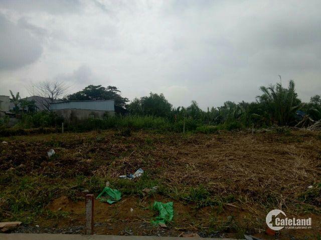 Bán đất Nhà Bè đường Lê Văn Lương - Nguyễn Bình giá chỉ 16tr/m