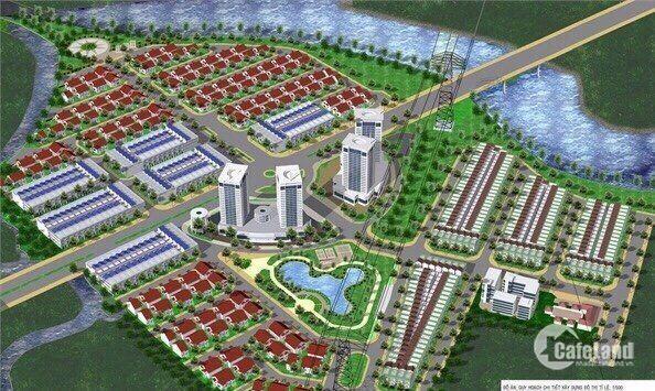 Đất nền dự án 28ha Nhơn đức, Nhà Bè. 20 - 26tr/m2