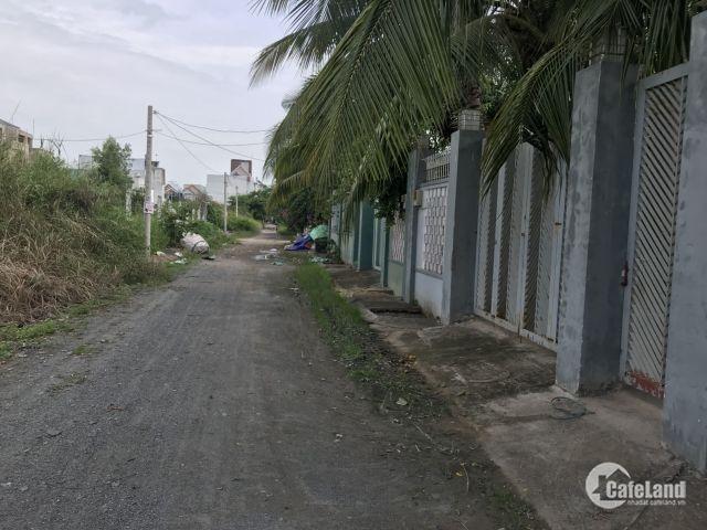 Cần bán 500m2 đất TCLN, xã Nhơn Đức, SHR, KDC xây dựng mới, hẻm xe hơi 6m giá chỉ 5,5 triệu/m2