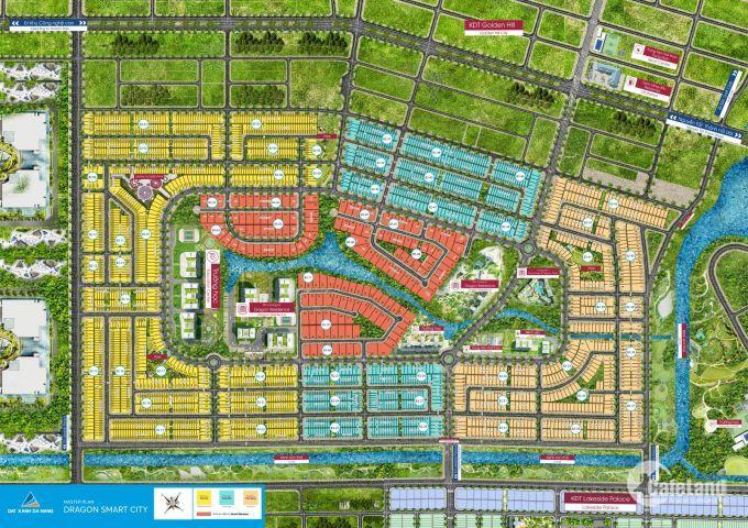 Nhân dịp mở bán ngày 26/8 Đất Xanh Đà Nẵng  dự kiến 52 căn Shophouse Dragon Smart City giá rẻ nhất thị trường nha Bà con.