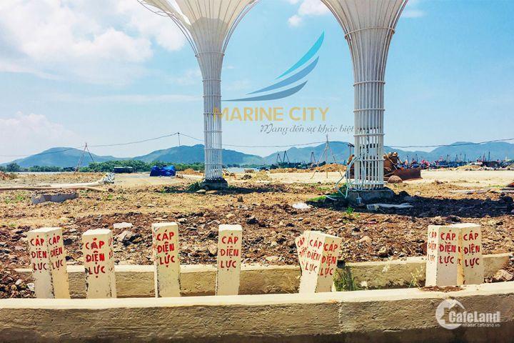 28 lô đất nền khu đô thị Marine city vũng tàu