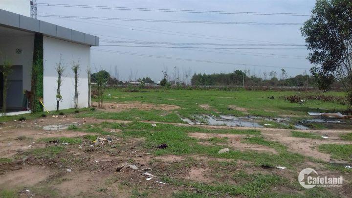 Đất nền thổ cư 100% SHR điện âm nước máy