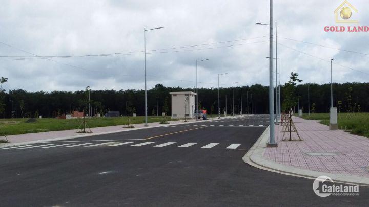 Bán đất nền chính chủ sổ riêng 140m2 gần sân bay Long Thành