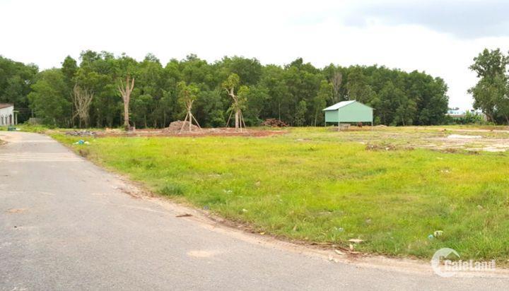 Đất nền từ chủ đầu tư giá rẻ ngay trung tâm long thành,cách sân bay 3km