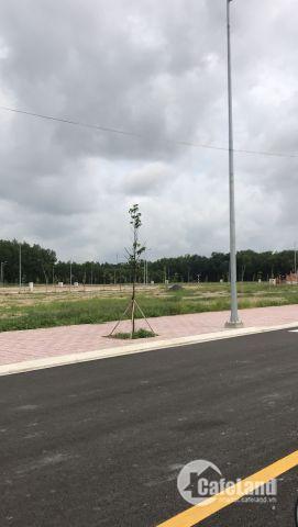 Bán lô đất mặt tiền đường nhựa gần UBND xã Phước Bình, Long Thành