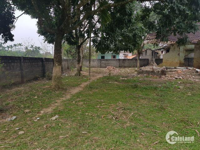 Bán 3.700 m2 đất thổ cư và trang trại tại xã Nhuận Trạch, huyện Lương Sơn, Hòa Bình