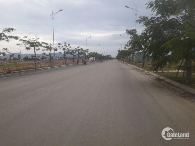 Bán đất khu đô thị kiểu mẫu ven sông trung âm TP. Đà Nẵng