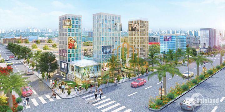 Bán giá gốc CĐT chỉ 650tr dự án Mega city 2- Nhơn Trạch, xã Long Tân, Nhơn Trạch, ĐN, CK 18%, tặng 5-1 chỉ SJC, 0931180789