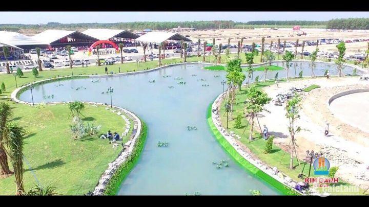 Sở hữu ngay lô đất dự án Mega City 2 chỉ với 650 triệu/nền, trung tâm huyện Nhơn Trạch.