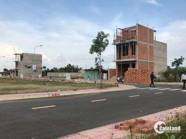 Đất nền giá rẻ Q2, MT đường Nguyễn Văn Hưởng, P. Thảo Điền, Q. 2, DT: 5x16m sổ riêng, thổ cư 100%