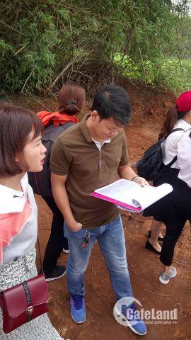 án nền đất 100m2, có thổ cư nằm ở Phước Bình, Long Thành, giá 290tr