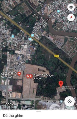 Cần tiền sang lỗ gấp 2 lô đất Phú Hữu, quận 9.