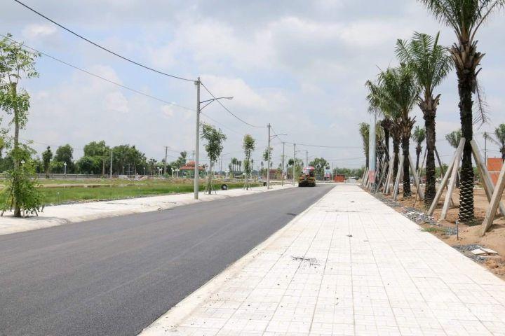 Đất nền mặt tiền đường 44m thị trấn Long Thành, vị trí đẹp, giá đầu tư F0. LH 0937 847 467