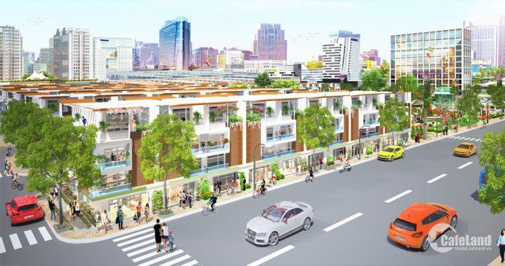 Dự án Eco Town ngay trung tâm hành chính huyện Long Thành, thổ cư 100%. Sổ riêng, giá tốt nhất
