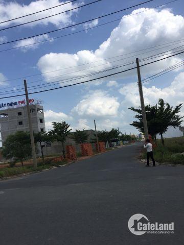Bán lô đất 5x20m MT đường 20m, KDC Tân Tạo Bình Tân