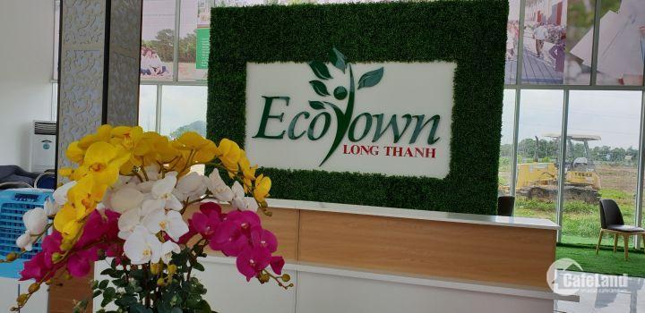 DA Eco Town ngay trung hành chính Long Thành, SHR, thổ cư 100%. Giá chỉ 11tr900/m2, LH: 0937 847 467