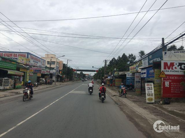 Bán đất Bình Chuẩn mặt tiền kinh doanh gần chợ,trường học,ngân hàng (shr,thổ cư 100%) LH:0976.105.788