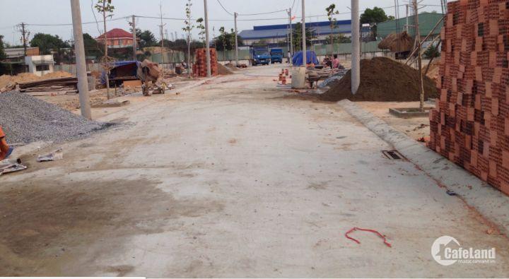 Bán lô đất trung tâm thị xã Thuận An, thanh toán 387 triệu nhận ngay đất xây dựng, còn lại ngân hàng hổ trợ vay 20 năm